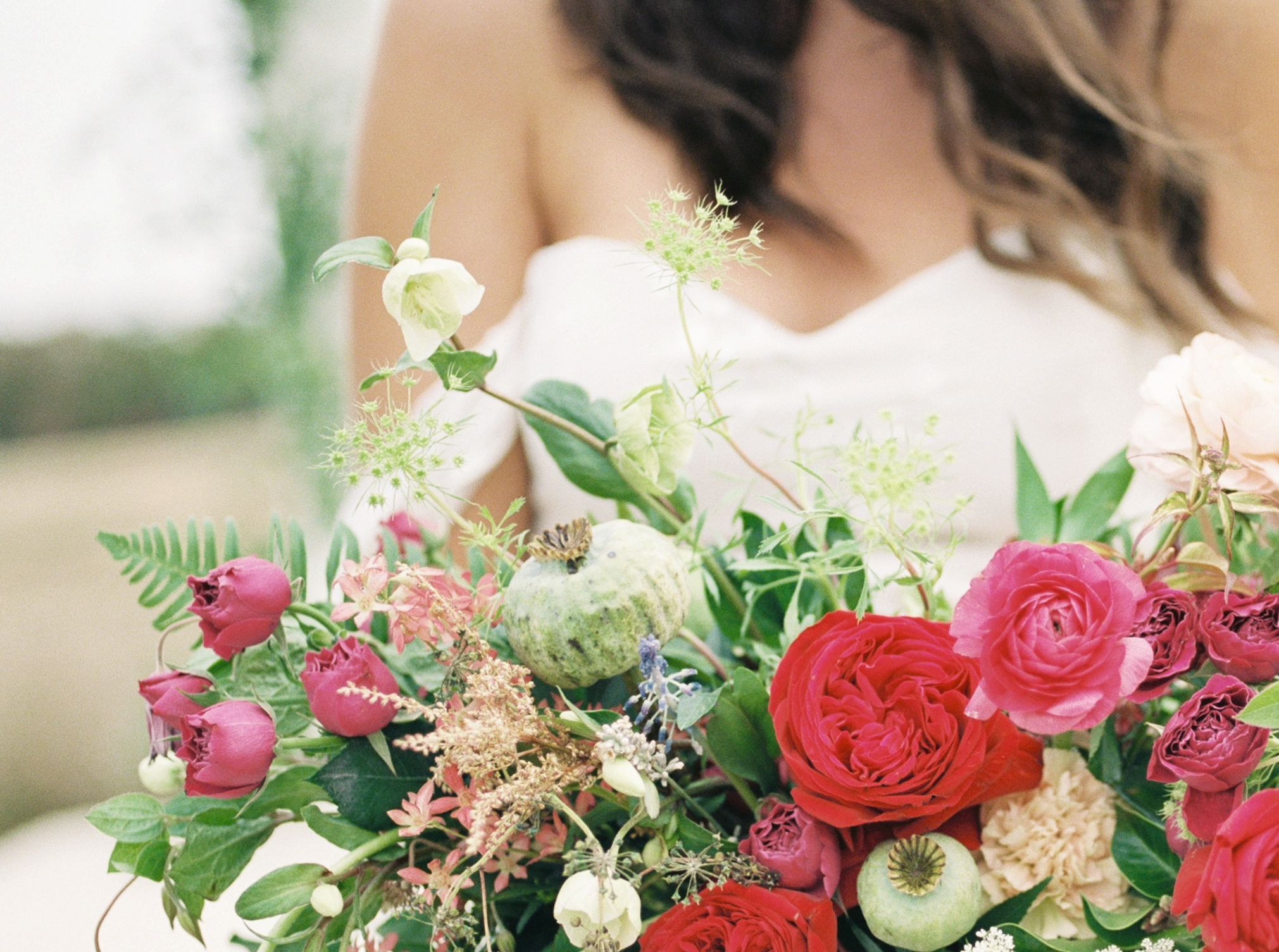 beautiful florals from bloom bar in san marcos caught on film