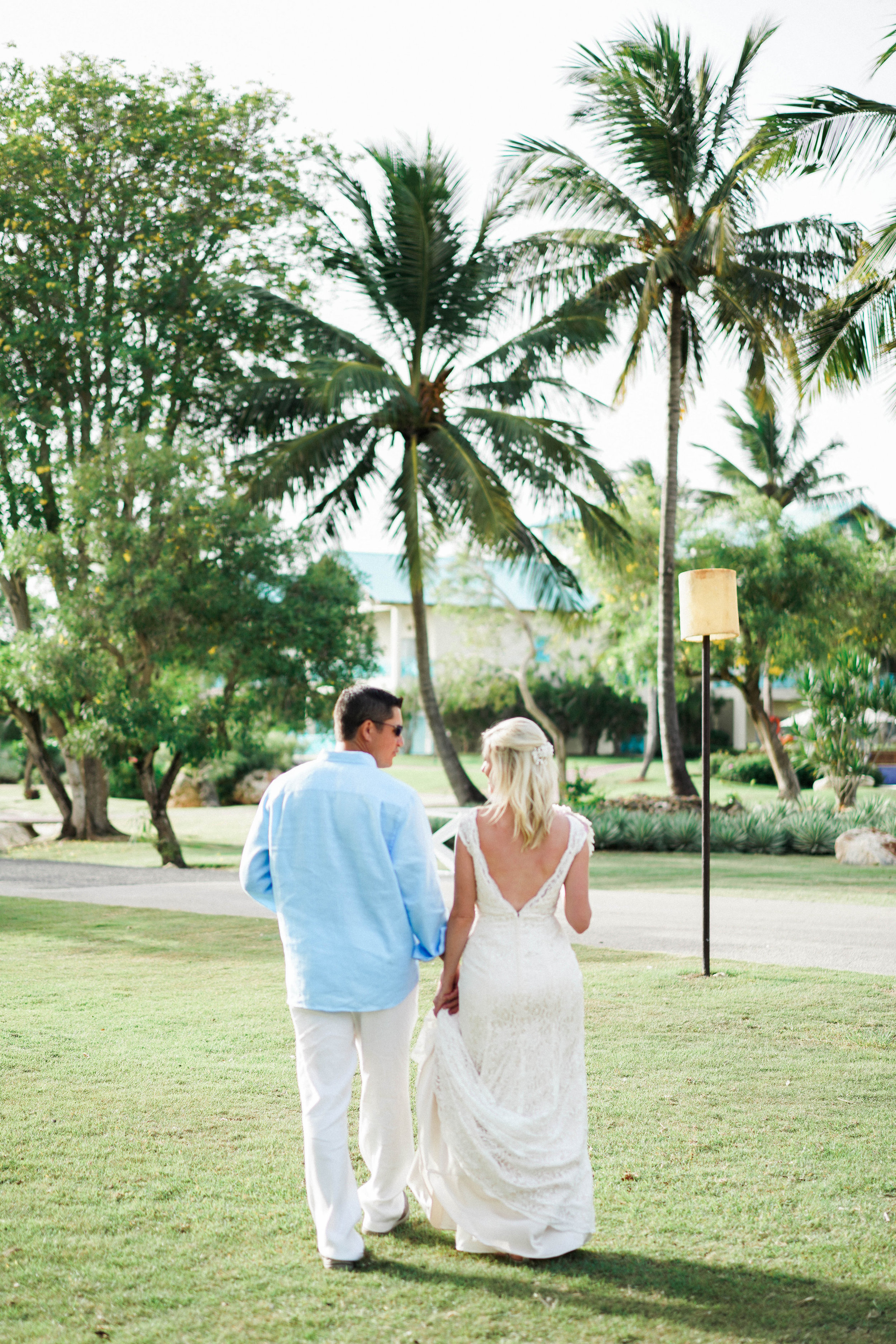 La Romana, Dominican Republic Destination Wedding. Beautiful beach wedding by a Texas destination wedding photographer.