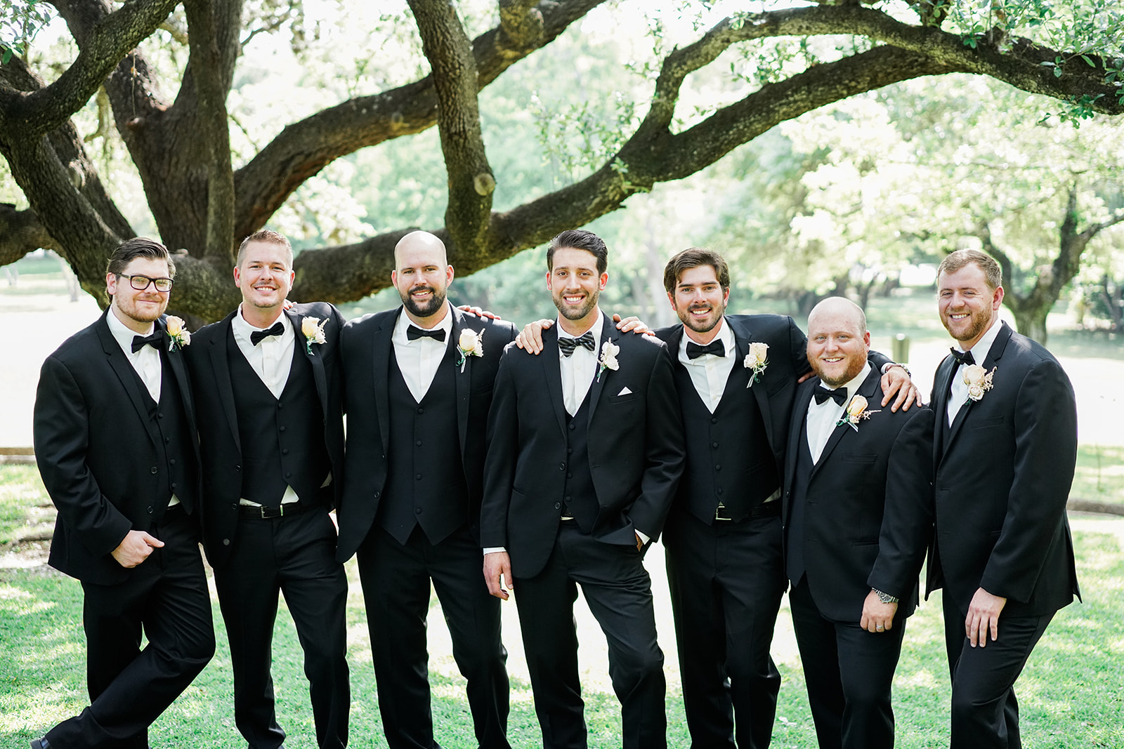 McNay Art Museum Wedding. San Antonio Wedding Photographer.