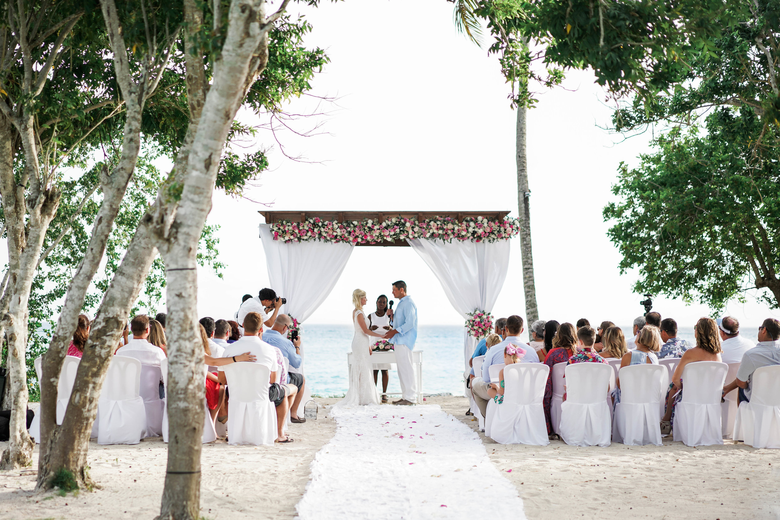 Dreams La Romana Dominican Republic Wedding Photos