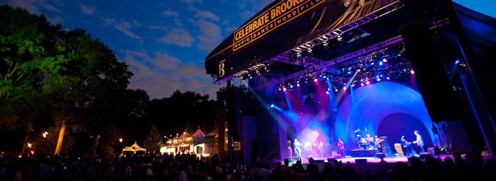 BRIC Celebrate Brooklyn! Performing Arts Festival   Artistic Director (1991 - present)