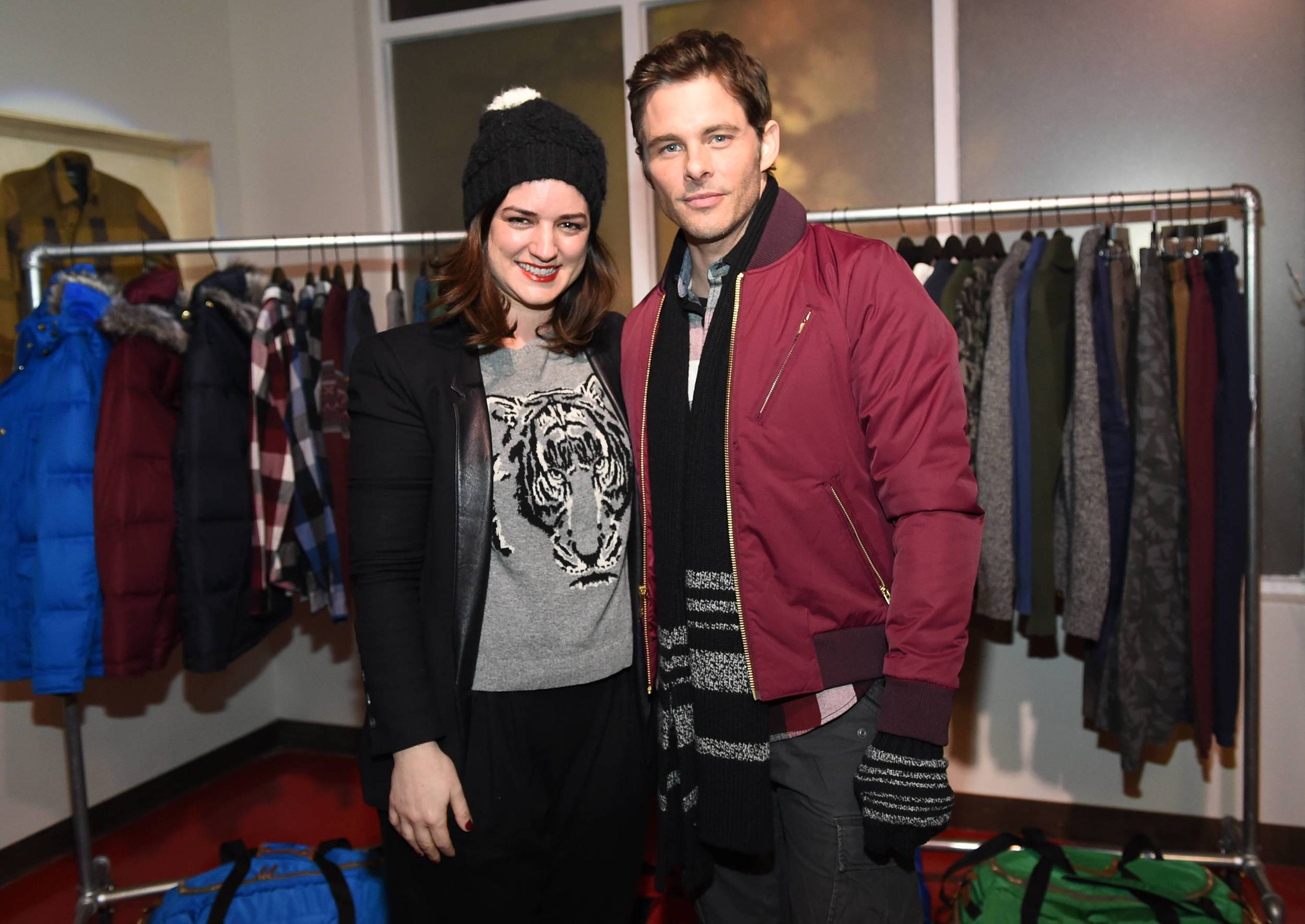 Eddie Bauer By Ilaria Urbinati Preview At Sundance 2015