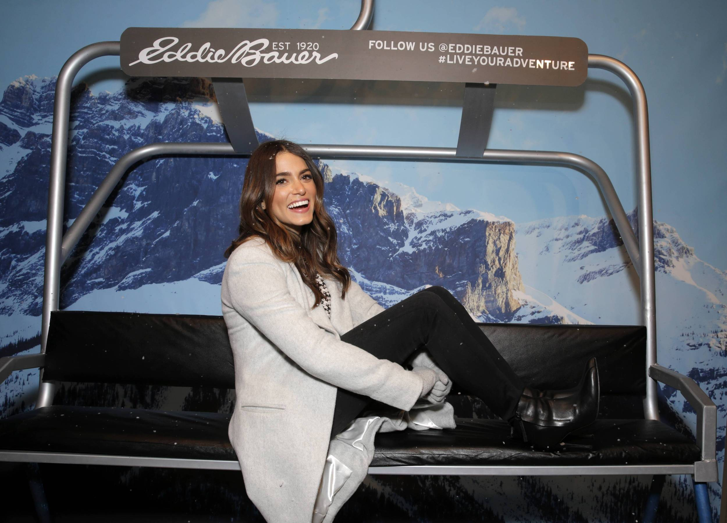 Eddie Bauer Adventure House at Sundance 2015