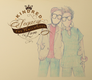 Nobody Like You & Another One - Kindred The Family Soul (Scratches)