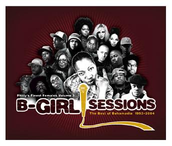 Best of Bahamadia - DJ Statik & Bahamadia
