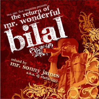 The Return of Mr. Wonderful - Mr. Sonny James & Bilal