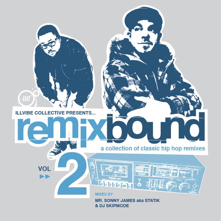 Remixbound Volume 2 - Mr. Sonny James fka Statik & DJ Skipmode