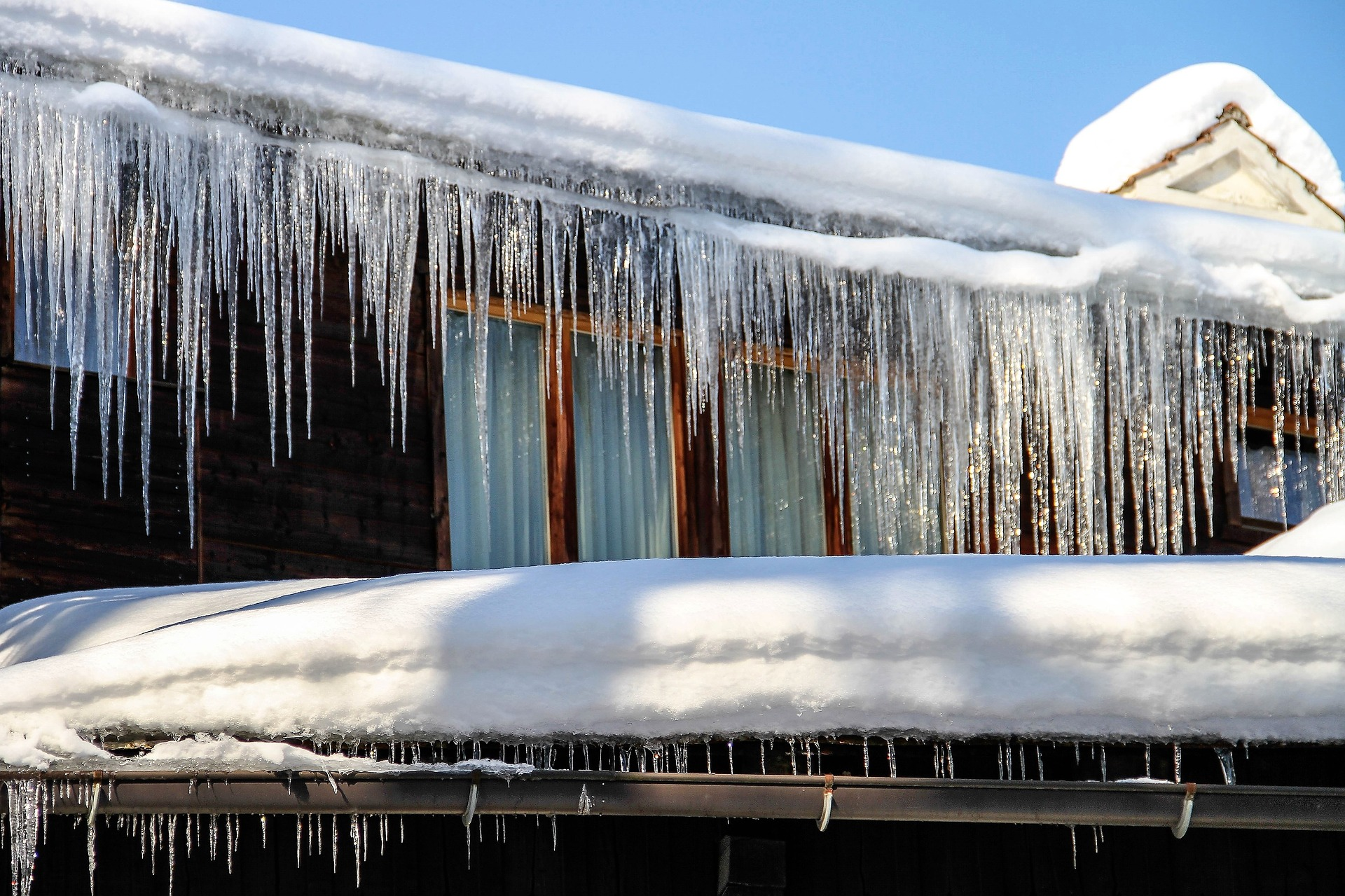Wind, Hail, Snow, and Ice Repair - • Residential• Commercial