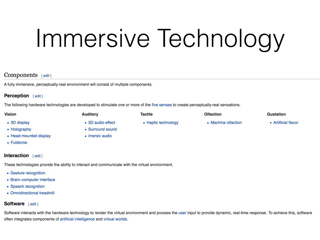 https://en.wikipedia.org/wiki/Immersive_technology