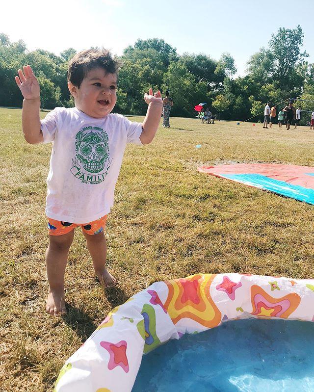 Ezra, living his best summer life ☀️ #summer2019 #EzraBenicio