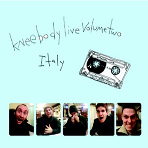 2009: More Kneebody live bootlegs - Not only because of the great food, this time from Italy.  BUY:  ITUNES  &  AMAZON