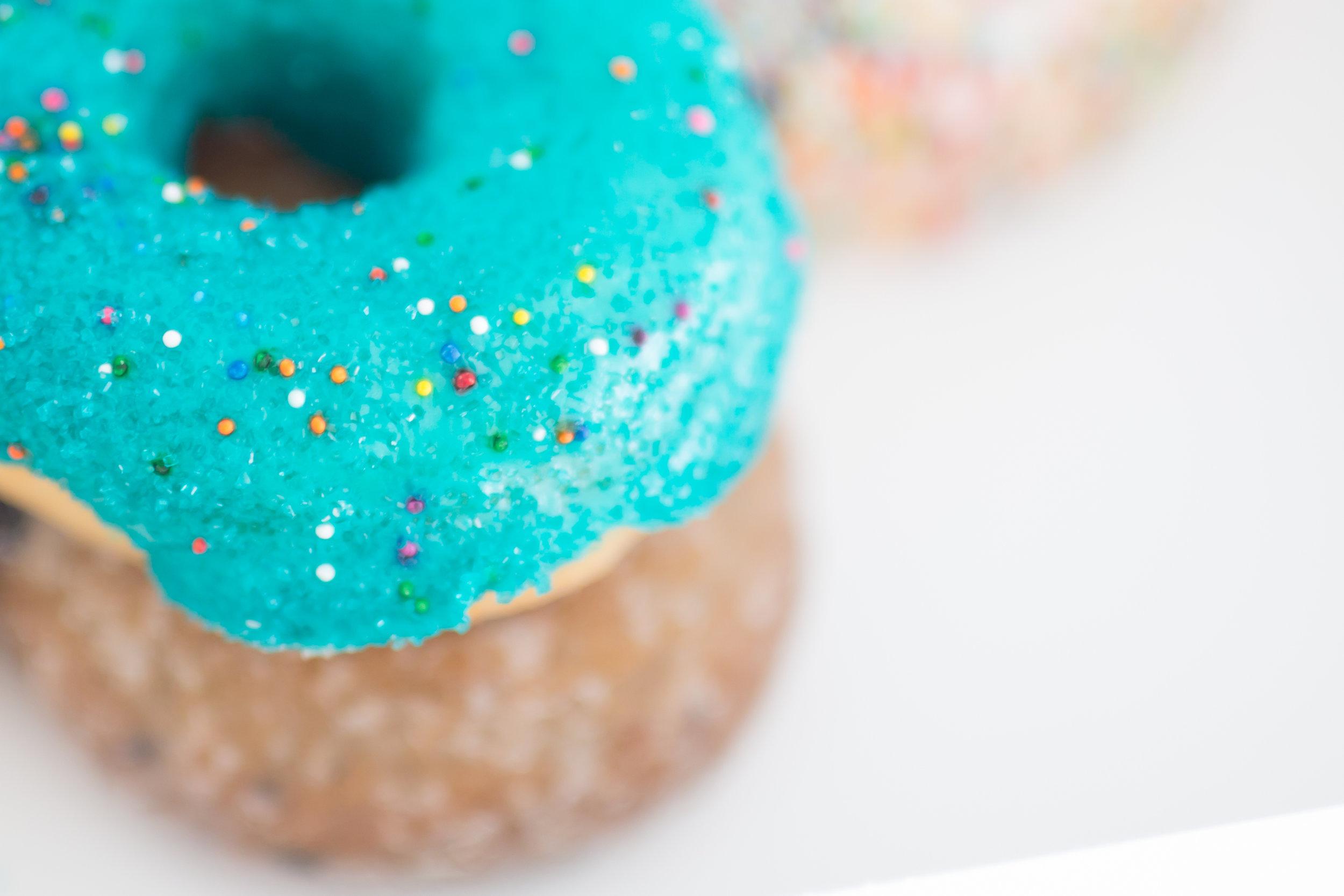 Livi Lees - Donuts - Tulsa Oklahoma - Handcrafted donuts - Sprinkles