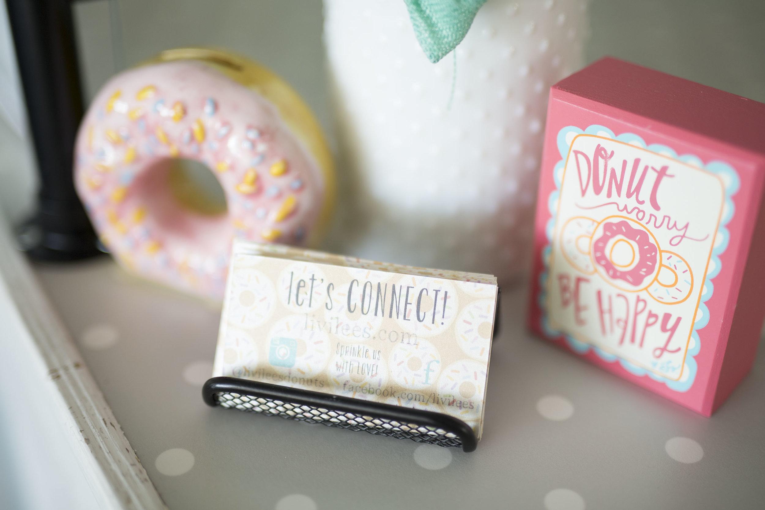 livi lees - donuts - tulsa - oklahoma - donut shops - locally owned - contact livi lees
