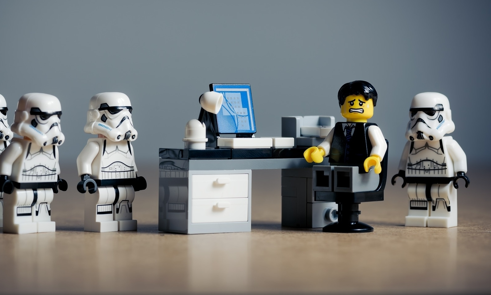Stress impacts the workplace - less stress = happier employees