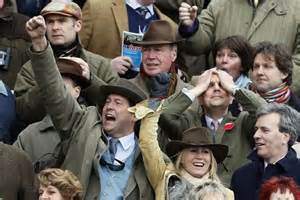 The real Cheltenham - we don't all win!