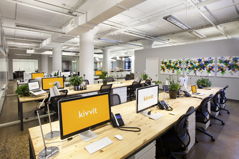 Associates' Workspace