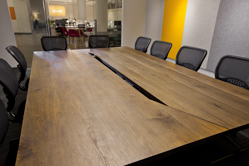 Madison Conference Table - Detail