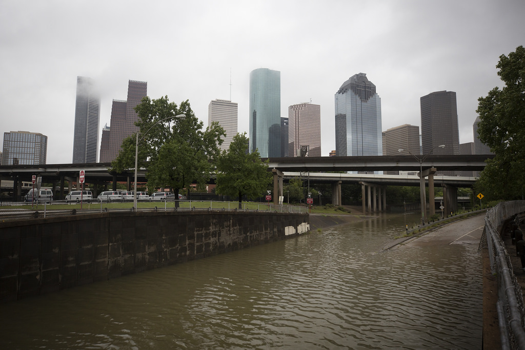Houston Flooding (Hurricane Harvey) by KUT Austin - 90.5 FM