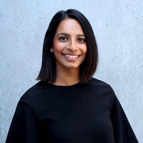 Shamini Rajarethnam, CEO at RATIONALE Skincare.  Source: RATIONALE.