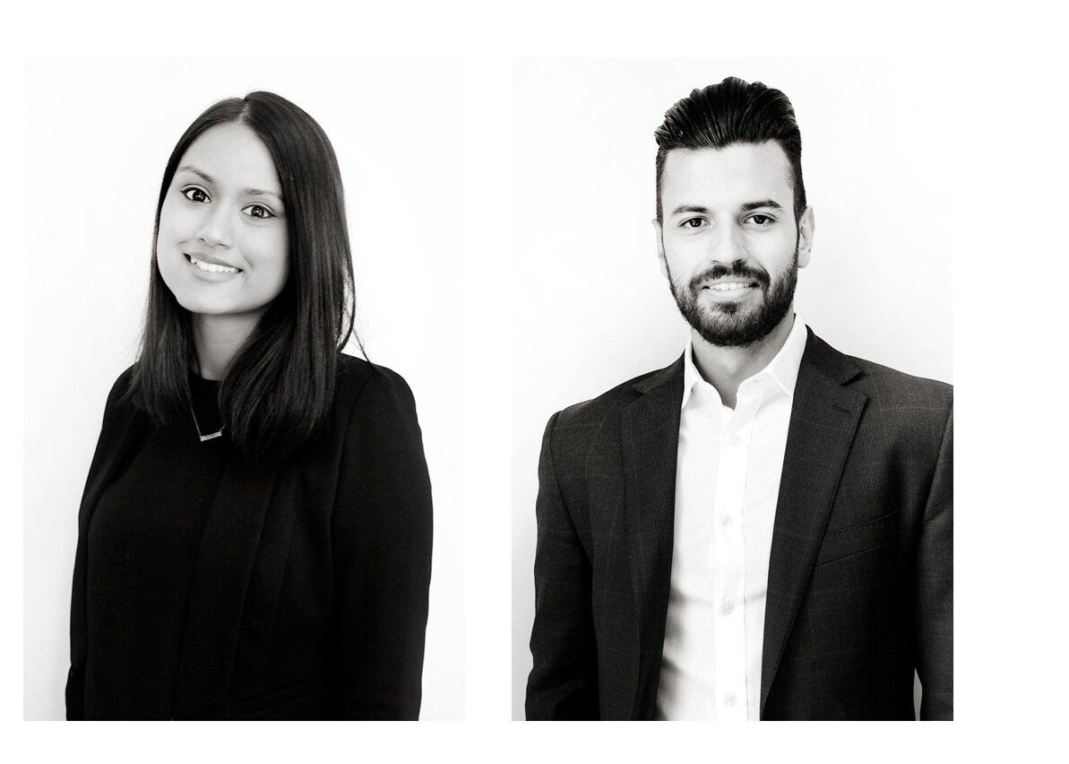 Evana Seneviratne  &  Giorgio Xindaras    Marketing , Sharp & Carter