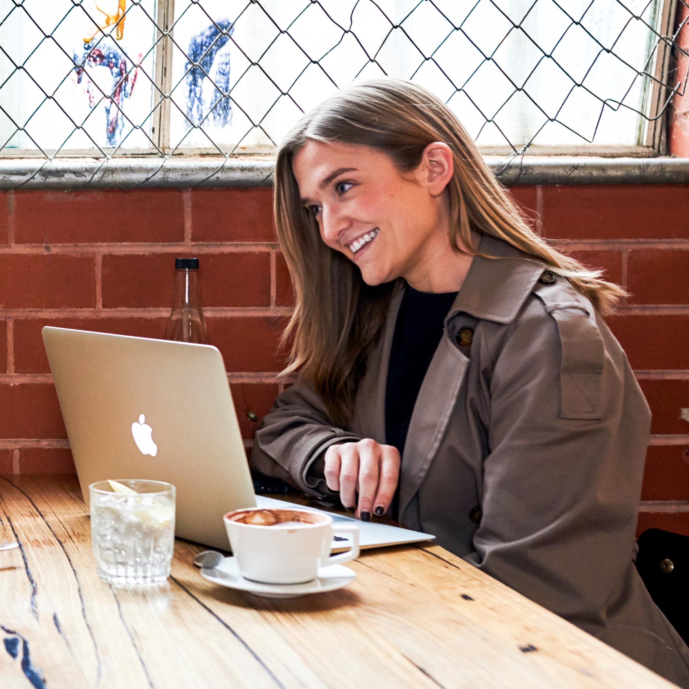 Breana Phillips  Marketing Director, Hey Tiger
