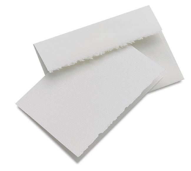 Card and envelope example