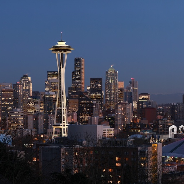 Seattle, WA February 22-24, 2017