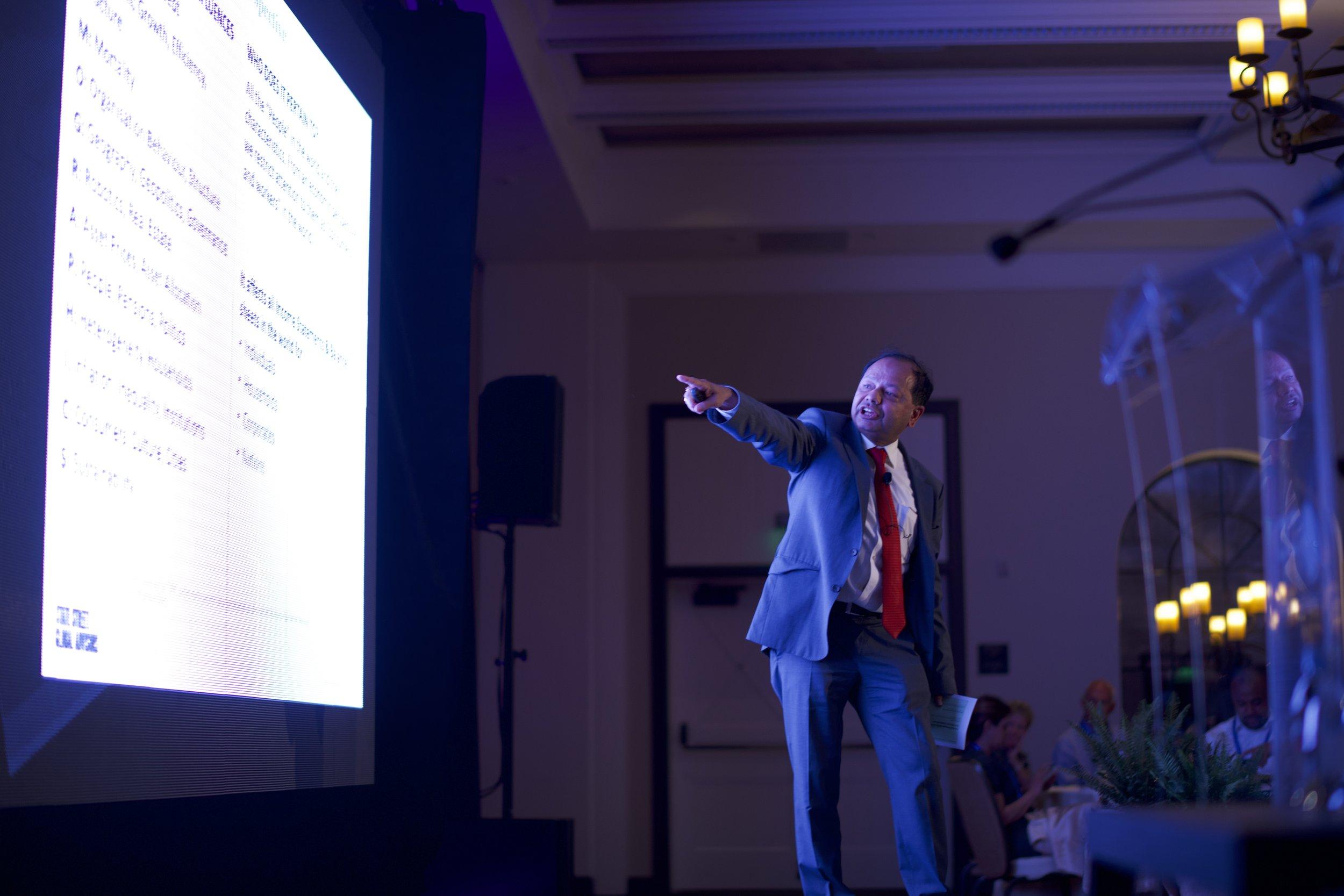 High-Impact Programs,Long-Term Reach -