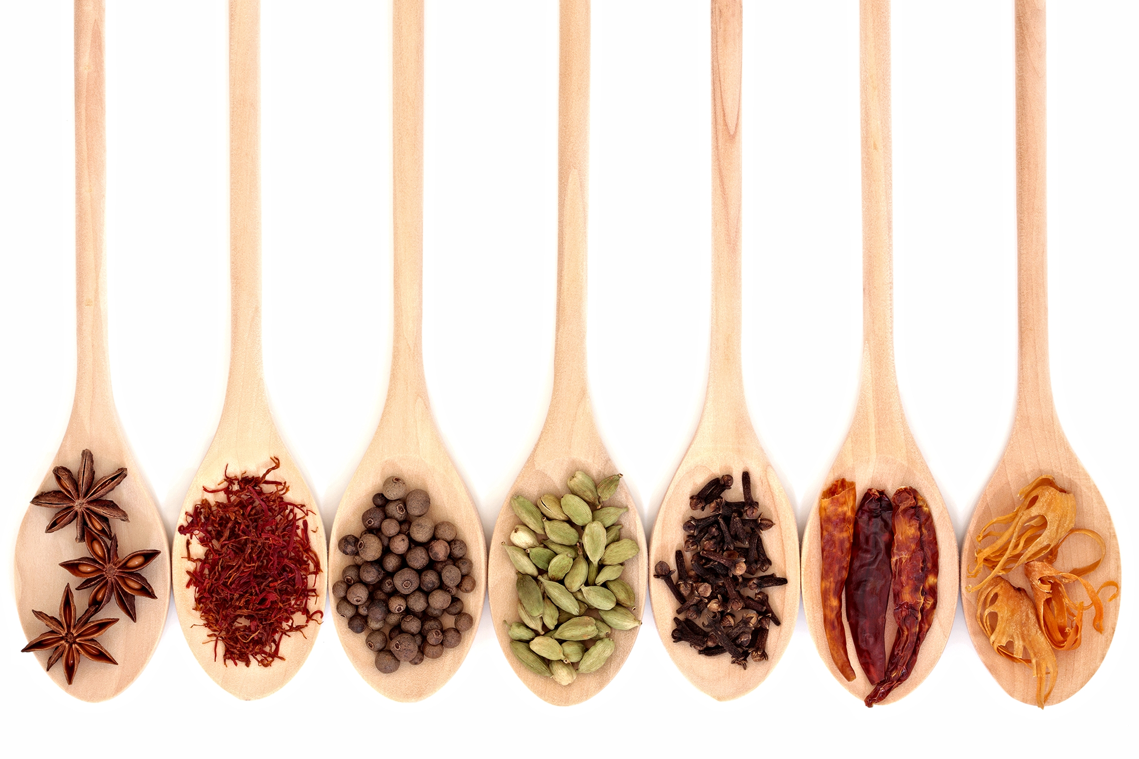 Certified organic, non-GMO spices, seeds and herbs