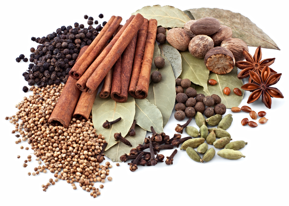 Trikatu Chai tea ingredients