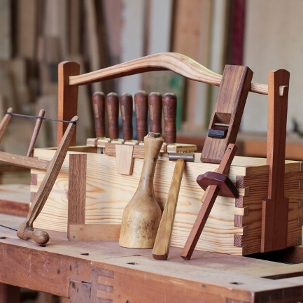 Hand-Tool Woodwork — PIONEER FARMS