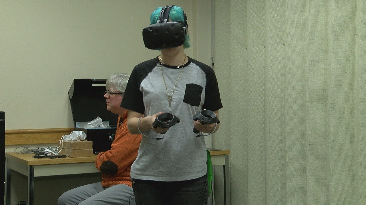 V/Access  - We believe that access is the first step toward creating opportunity.  In March, we piloted a program to provide access to virtual and augmented reality technology through the Springfield Public Library.