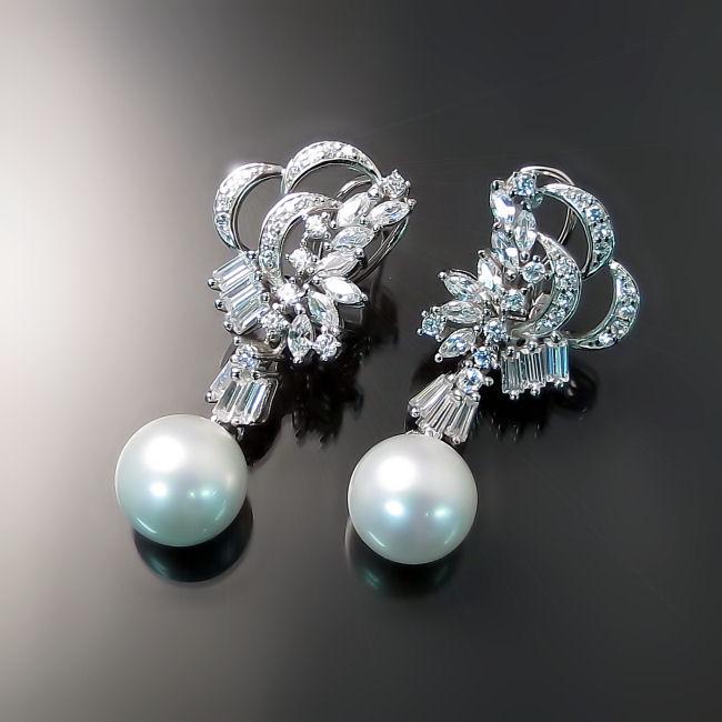 Vintage Glamour Bridal Jewellery