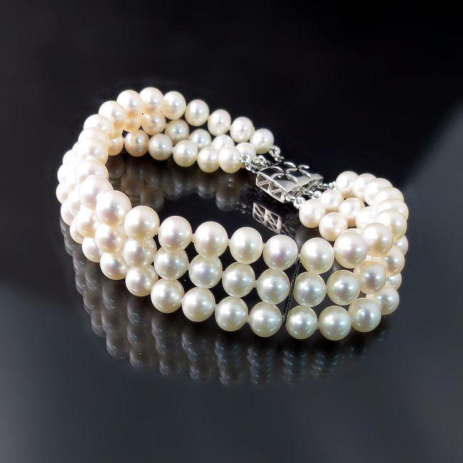 Pearl Bridal Jewellery