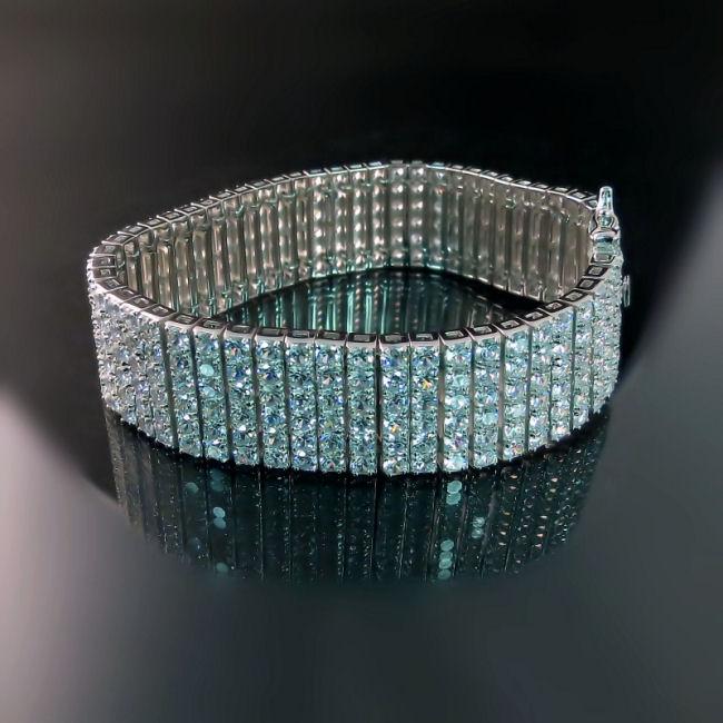 Statement Bridal Bracelet