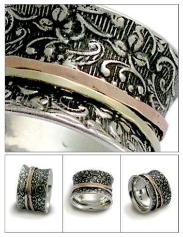 Spinner Rings