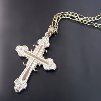 Traditional Serbian Cross (Large) ZD-C1 - Srpski Krst