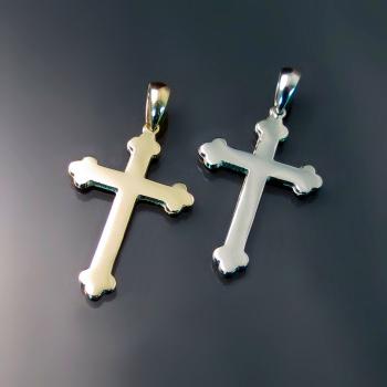 Orthodox Crosses ZD-B2 (Our Medium Size Orthodox Cross)
