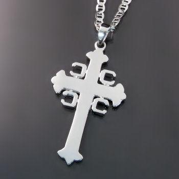 Serbian 4Cs Cross Srpski Krst sa 4S