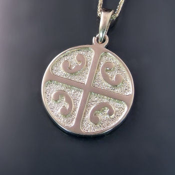Serbian Jewellery Pendant ZD-A20 Srpski Nakit Privezak
