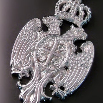 Privezak Sa Srpskim Grbom