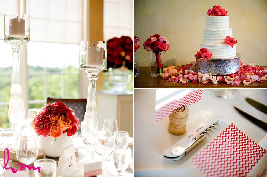red and white wedding theme ideas and inspiration