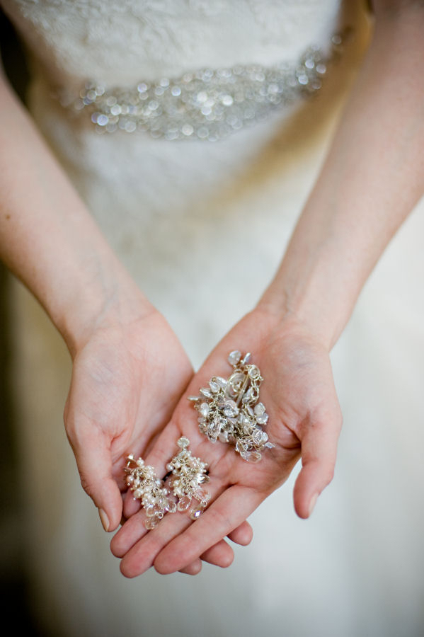 bridal jewelry from Zoran Designs in Hamilton serving Toronto and Niagara area brides