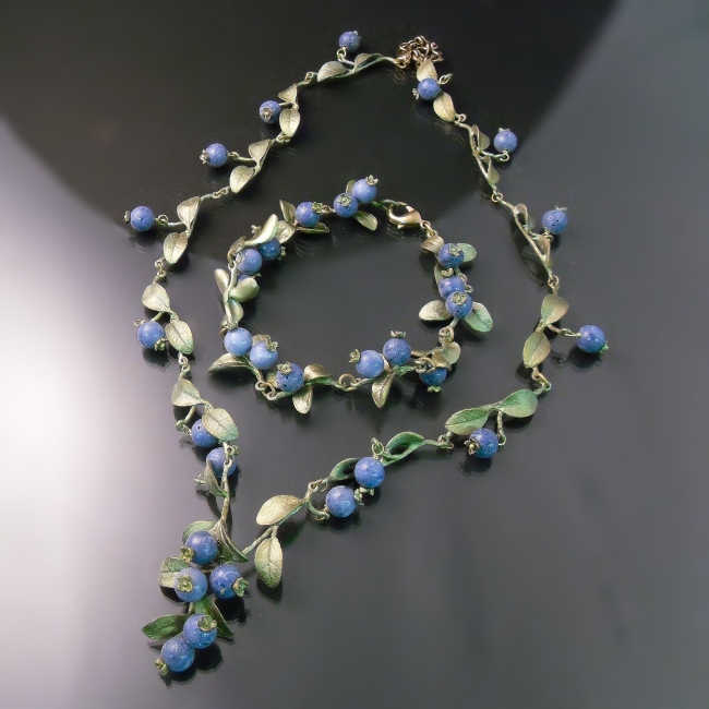 Michael Michaud Jewelry for Silver Seasons - and artisan jewelry collection inspired by nature