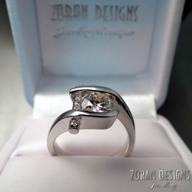 Custom ring design