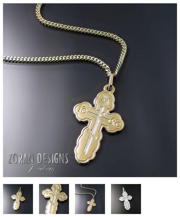 St.Olga Orthodox crosses