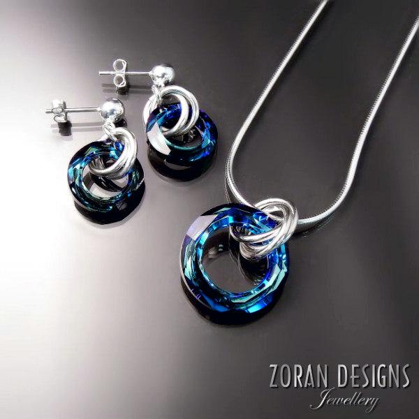 7b7849b8fa94e Swarovski Crystal Jewellery — Zoran Designs Jewellery