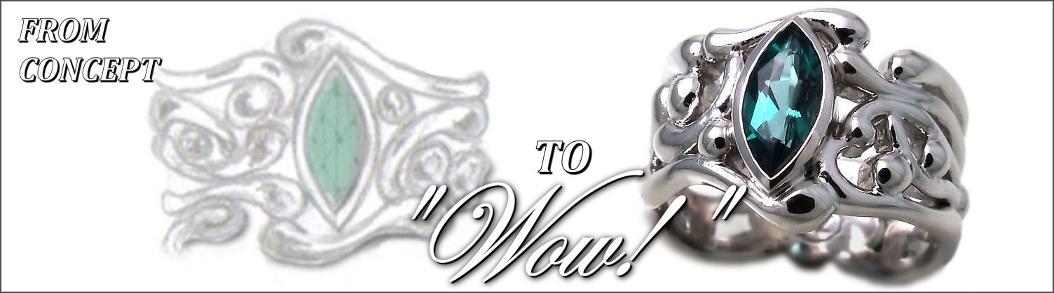 Custom jeweler for Hamilton Toronto GTA Niagara