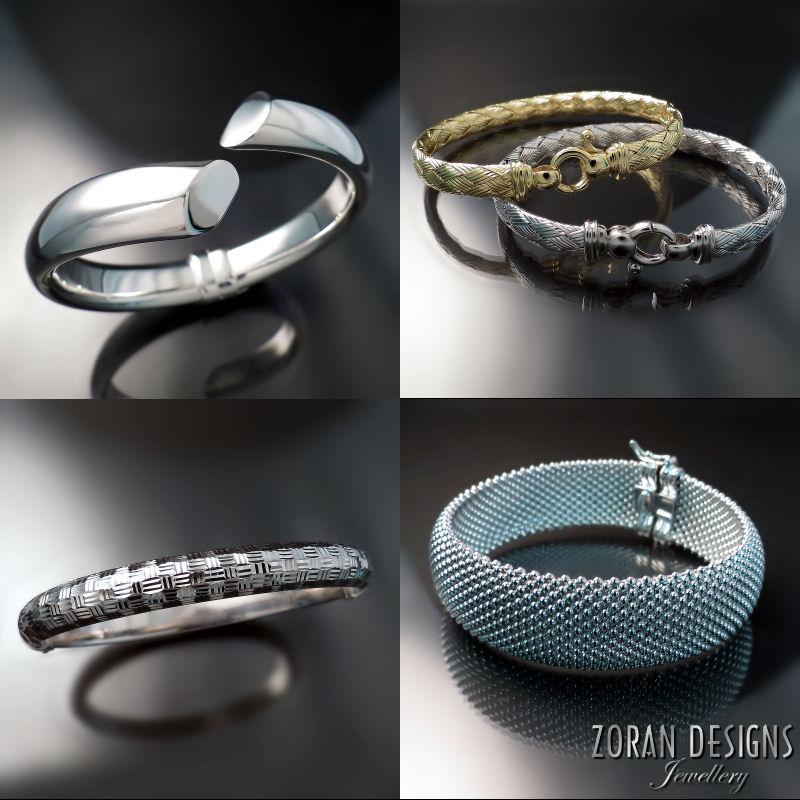 Shop sterling silver bracelets.