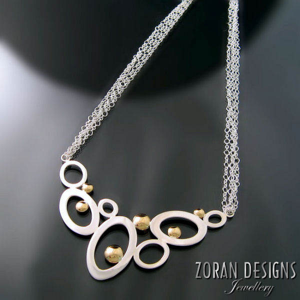 300b21491539a4 Two Tone Jewellery — Zoran Designs Jewellery